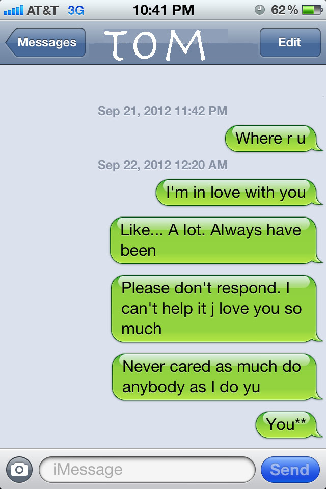 How often should i text a girl im hookup